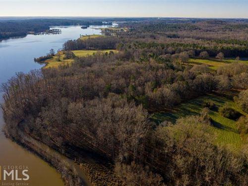 Beautiful Lake Varner Land : Covington : Walton County : Georgia