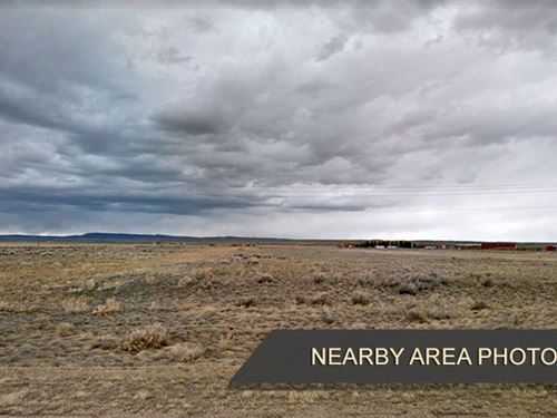 Build on The Outskirts of Town : Medicine Bow : Carbon County : Wyoming