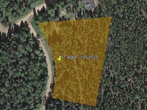 Mountaineer's Retreat Property : Fort Garland : Costilla County : Colorado