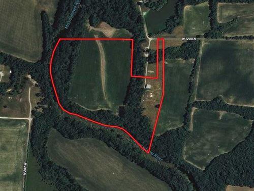 35 Acres, Delaware County, Bo : Muncie : Delaware County : Indiana