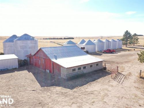 Turn-Key Ranch For Sale Burlington : Burlington : Kit Carson County : Colorado
