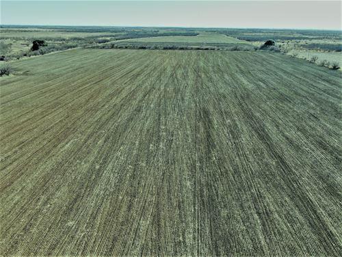 Hunt Farm Here Coleman County Texas : Talpa : Coleman County : Texas