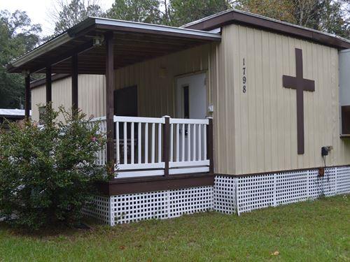 Multiple Dwellings : Live Oak : Suwannee County : Florida