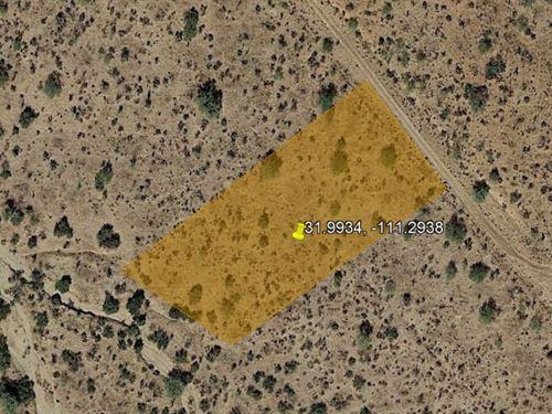 .95 Acres of Raw Desert Land : Tucson : Pima County : Arizona