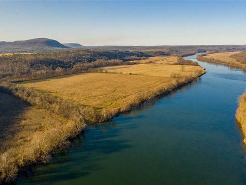 167 Acres, Wooded And Pasture : Marcella : Stone County : Arkansas