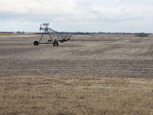 Wallace NE Pivot Irrigated Farm : Wallace : Lincoln County : Nebraska