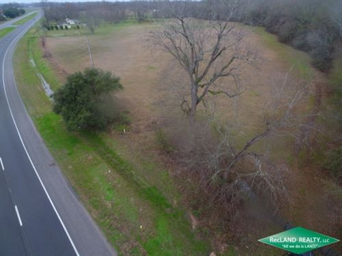 45.5 Ac, Wooded Tract With Small : Gilbert : Franklin Parish : Louisiana