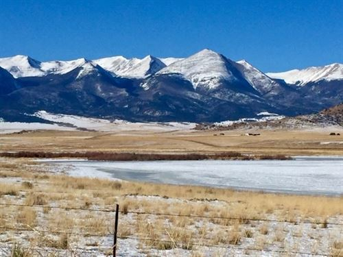 Recreational Lot at Lake Deweese : Westcliffe : Custer County : Colorado