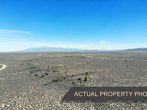 12.91 Acres For Sale in San Luis CO : San Luis : Costilla County : Colorado