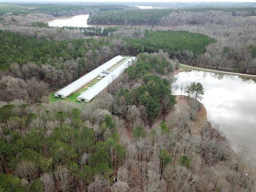 Lakeview Farm : Carrollton : Carroll County : Georgia