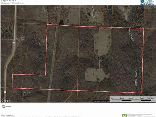 Prime Recreational Property St : Collins : Saint Clair County : Missouri