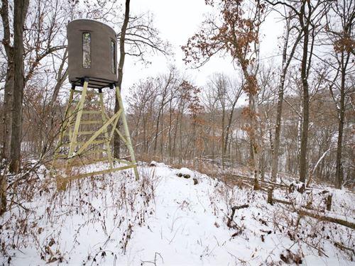 Hunters Gold Mine Prairie Du Chien : Prairie Du Chien : Crawford County : Wisconsin