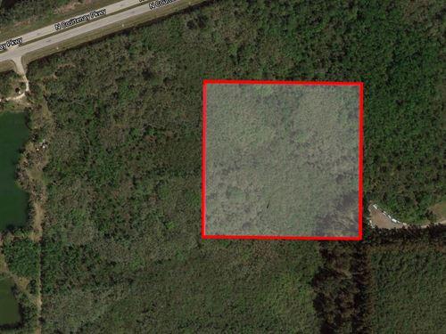 10 Acres in Merritt Island : Merritt Island : Brevard County : Florida