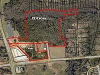 5 Acres on Houston Lake Road : Warner Robins : Houston County : Georgia