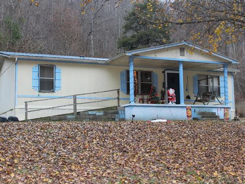 Nice Little Home : Sneedville : Hancock County : Tennessee