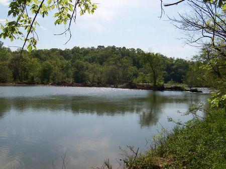 Choccolocco Creek - Logan Martin Lk : Lincoln : Talladega County : Alabama