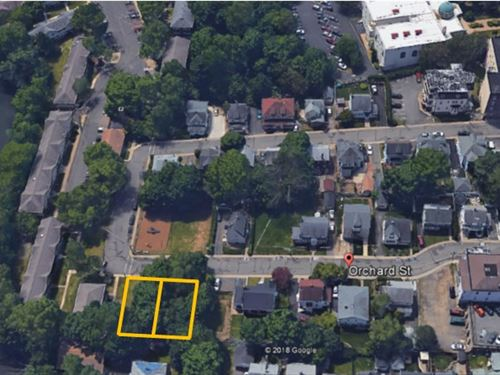 Buildable Residential Lots : Morristown : Morris County : New Jersey