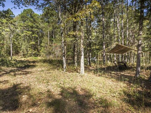 80 Ac+Trails+Creeks+Big Timber+Dee : Shirley : Van Buren County : Arkansas