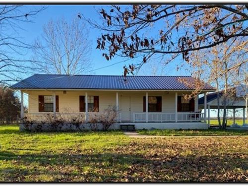 2 Acres With A Hunting Camp In Yazo : Holly Bluff : Yazoo County : Mississippi