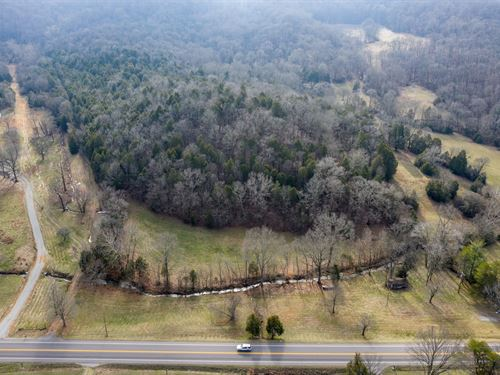 Hunters Dream, 55.95 Ac, MT : Mount Pleasant : Maury County : Tennessee