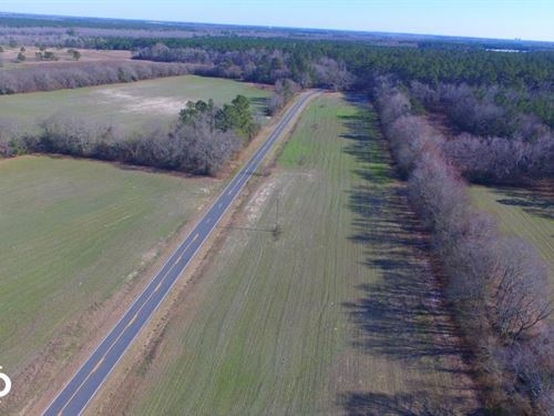 Log Cabin Road Homesite : Laurinburg : Scotland County : North Carolina