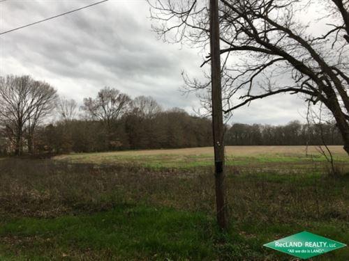 17 Ac, Farm Land With Home Site Po : Swartz : Ouachita Parish : Louisiana