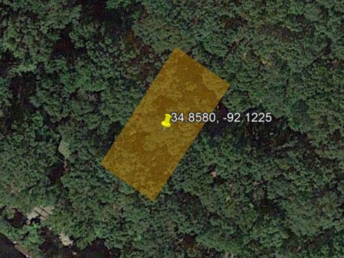 Wooded Property Near Little Rock : Jacksonville City : Pulaski County : Arkansas