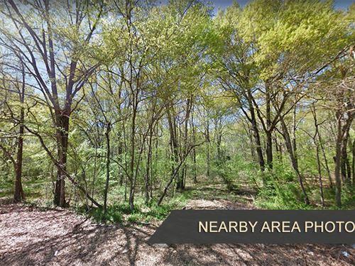 Heavily Treed Property 0.18 Acres : Jacksonville City : Pulaski County : Arkansas
