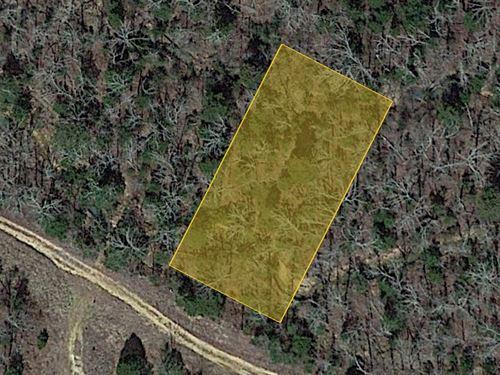 .35 Acres Lot in Izard, AR : Horseshoe Bend : Izard County : Arkansas