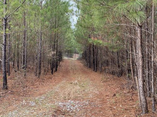 Agricultural / Residential Land : Thomaston : Upson County : Georgia