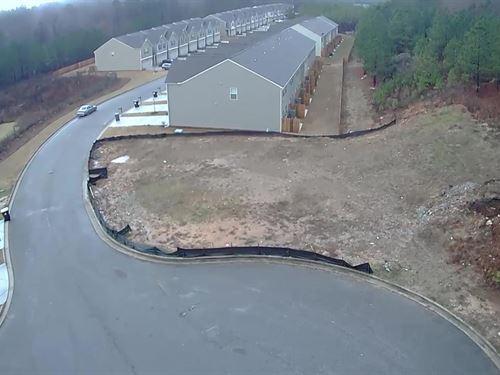 3 Residential Lots : Fairburn : Fulton County : Georgia