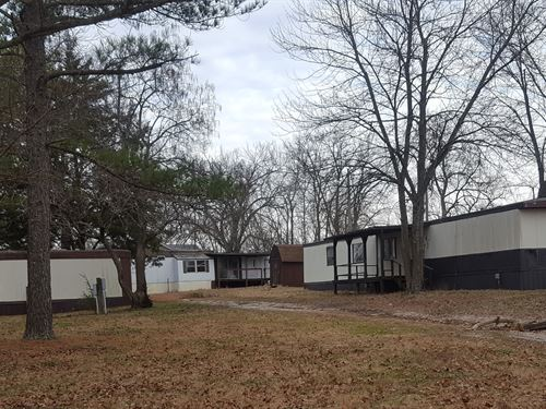Mobile Home Park For Sale, Missouri : Willow Springs : Howell County : Missouri
