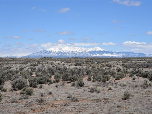 40 Colorado Acres Priced To Sell : San Luis : Costilla County : Colorado