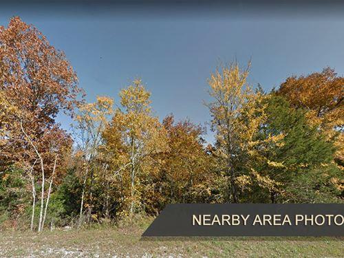 Build Your Home Near Ben's Creek : Horseshoe Bend : Izard County : Arkansas