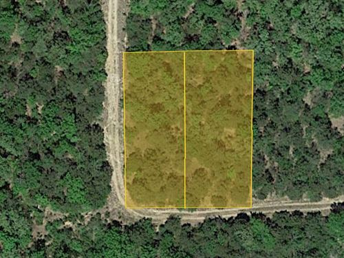 Build Secluded Home Near Lake : Diamond : Boone County : Arkansas