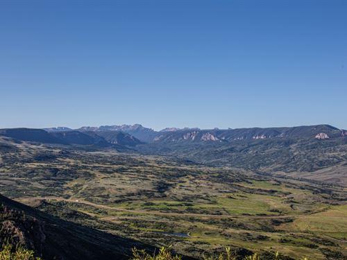 Blue Creek Ranch : Gunnison : Colorado