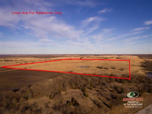 130 Acres in Wilson County : Fredonia : Wilson County : Kansas
