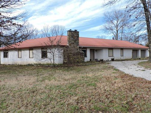 Ozark Mountain Showplace 693 Acre : Alpena : Carroll County : Arkansas