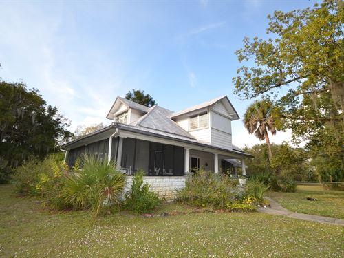 Historic Home Beautiful Arcadia FL : Arcadia : Desoto County : Florida