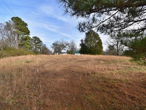 2.98 Acres Building Lot in Town : Linden : Perry County : Tennessee