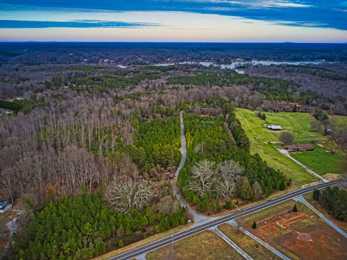 41.24 Acres Near Lake Norman, NC : Catawba : North Carolina