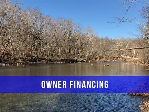 $500 Down On River Land : Lebanon : Laclede County : Missouri