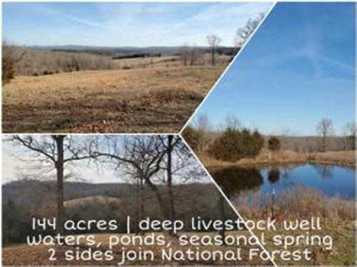 Farm For Sale in Southern Missouri : Thornfield : Ozark County : Missouri