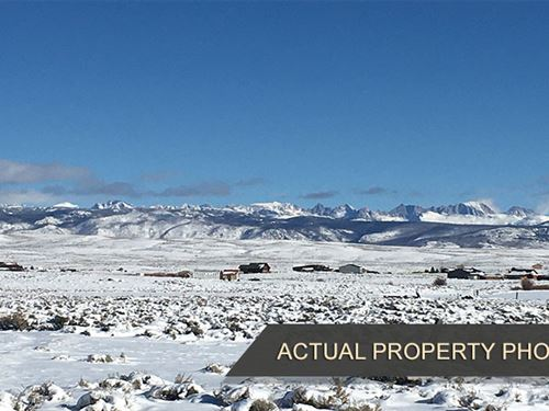 10 Acres in Pinedale, WY : Pinedale : Sublette County : Wyoming