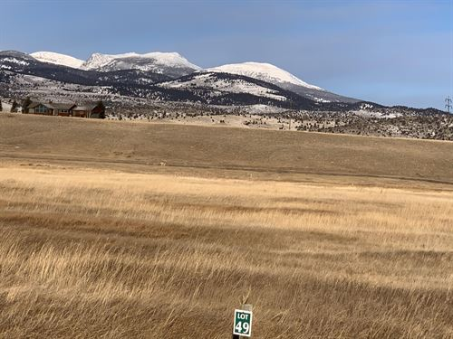 Lot 49 of Sky View : Ennis : Madison County : Montana