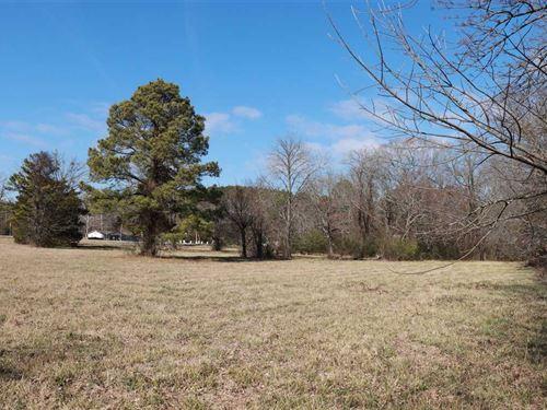 2.46 Surveyed Acres on Hwy 300 : Roland : Pulaski County : Arkansas
