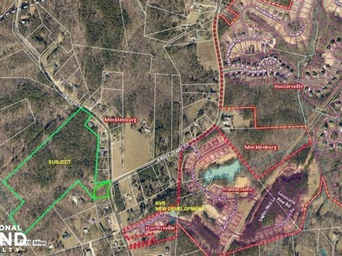 Huntersville Residential Developmen : Huntersville : Mecklenburg County : North Carolina