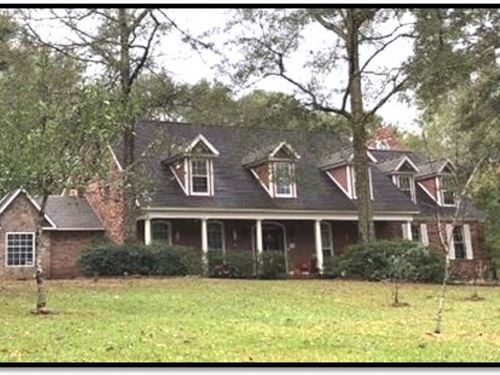 6.4 Acres With A Home In Amite Coun : Smithdale : Amite County : Mississippi