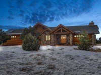 Mountain Contemporary Custom Home : Buena Vista : Chaffee County : Colorado