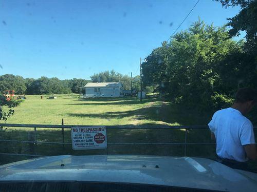 Beautiful Farm in Central Texas : Rising Star : Eastland County : Texas